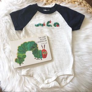 Eric Carle Very Hungry Caterpillar Onesie Gymboree